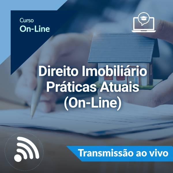 Direito Imobiliário - Práticas Atuais (On-Line)