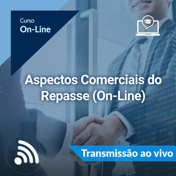 Aspectos Comerciais do Repasse (On-Line)